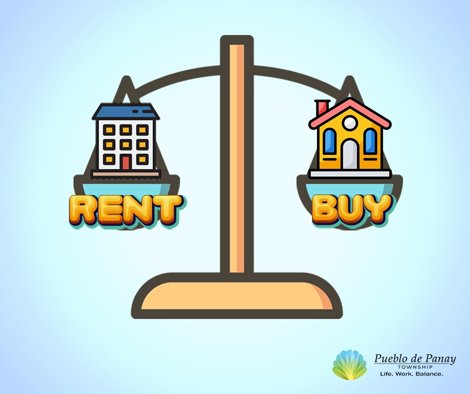Pros and cons of home-buying and renting
